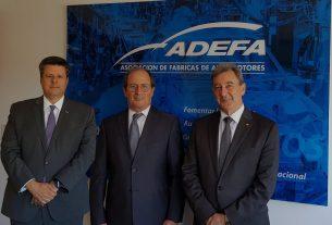 Nueva comisión de ADEFA